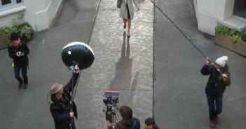 106 productions et metteurs en scène ont choisi de tourner à Paris.