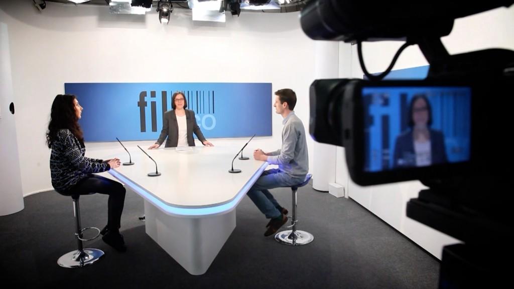 Télif dispose de  9 plateaux TV à Paris, en petite et grande couronne parisienne.
