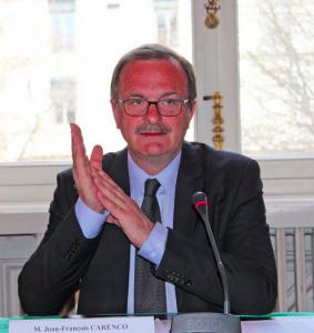 """""""Notre région constitue une cible stratégique pour la concurrence étrangère"""", estime Jean-François Carenco, Préfet de la Région Ile de France."""